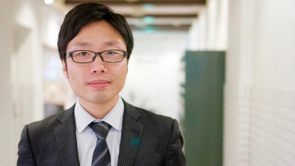 受験科目としてだけではなく、言葉としての英語の魅力を伝えていきたい(Yu先生)