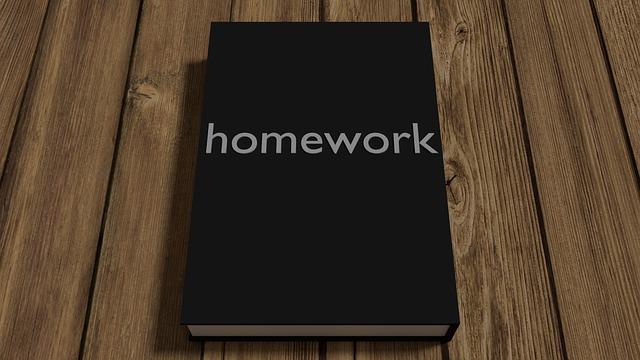 宿題はどういうものを出すのがいいでしょうか