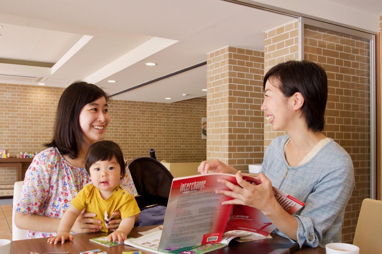 【子育てママ活躍中】午前のみOK/子育てと両立できる英会話講師のお仕事