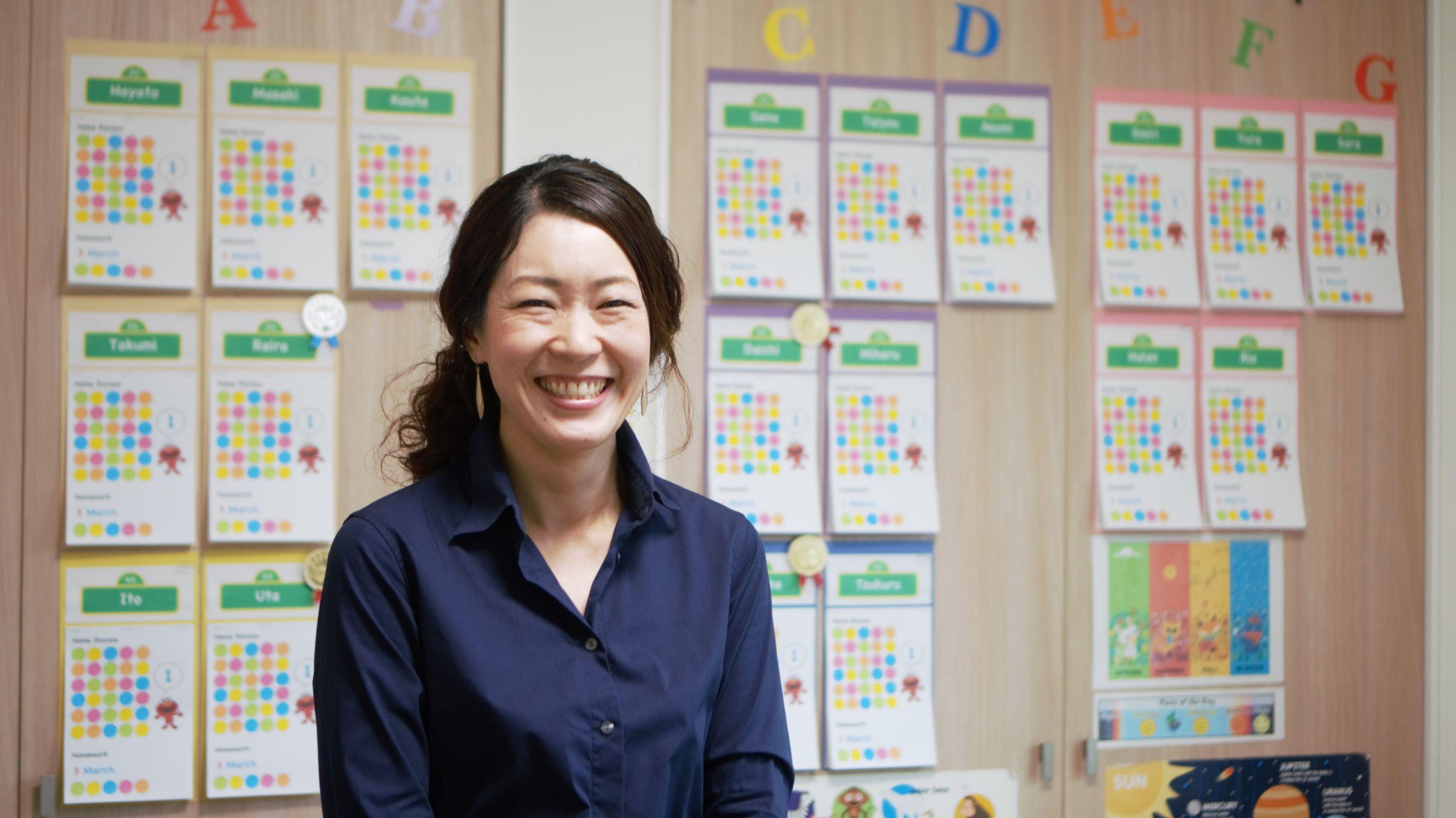 10-14時は大人/15-18時は子供に英語を教えて時間を有効活用する働き方