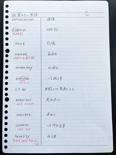 英検準1級指導法(1)