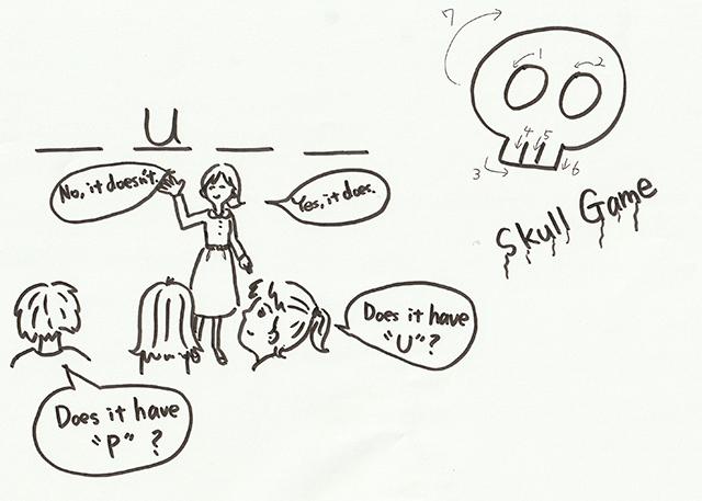ハロウィンSkull Game